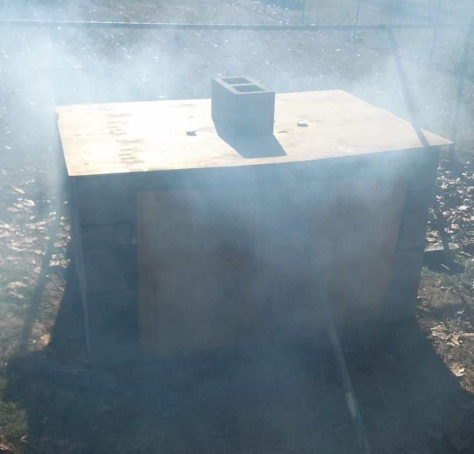 How to Build a Cinder Block Smoker Article Image